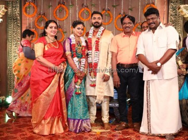 Keerthana Weds Akshay Wedding Photos 10