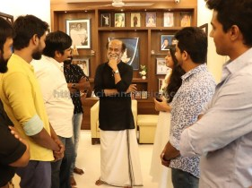 Mercury Team Met Superstar Rajinikanth Stills 6