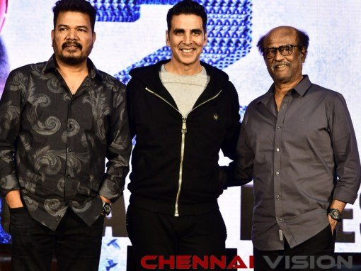 2point0 Tamil Movie Telugu Pre Release Event Photos 13