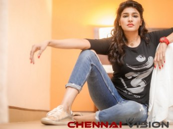 Actress Anjenakirti New Photos