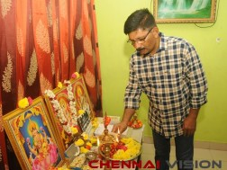 'The Broker' Tamil Movie Pooja Photos 2