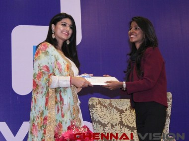 Actress Sneha launched Ryde App 7