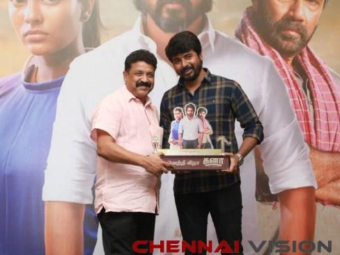 Kanaa Tamil Movie Success Meet Photos 14