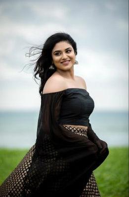 Actress Indhuja Latest Photoshoot Stills