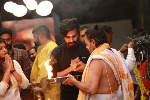FIR Movie Pooja Stills (56)