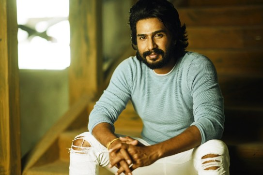 Vishnu Vishal New Photos