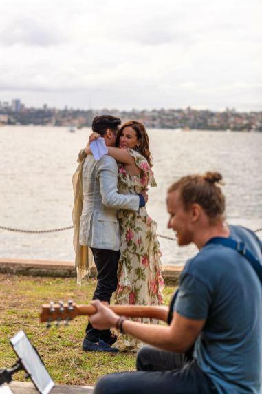 Evelyn Sharma Tushaan Bhindi Engagement Bollywood India Australia 06