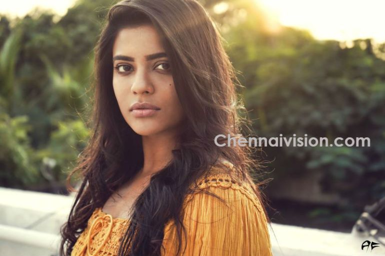 Aishwarya Rajesh Looking Snazzy From Her Latest Photoshoot