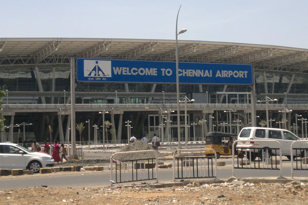 3.6 kg of gold seized from flight at Chennai airport