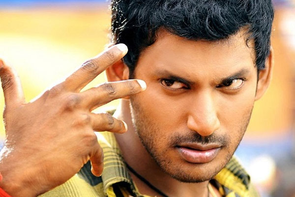 Vishal to enter politics?