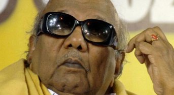 Now, Karunanidhi thanks Modi for Metro Rail, says project launched by DMK