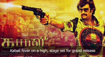 Kabali fever on a high, stage set for grand release