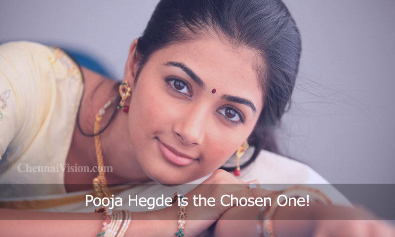 Pooja Hegde is the Chosen One!