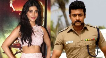Shruti back on the sets of S3