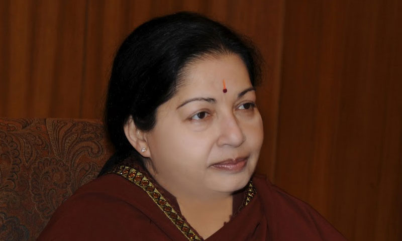 Jayalalitha sacks minister from AIADMK dist secy post