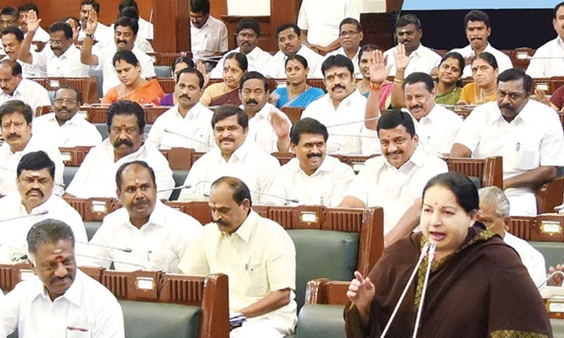 Not even one investor left TN Jayalalithaa
