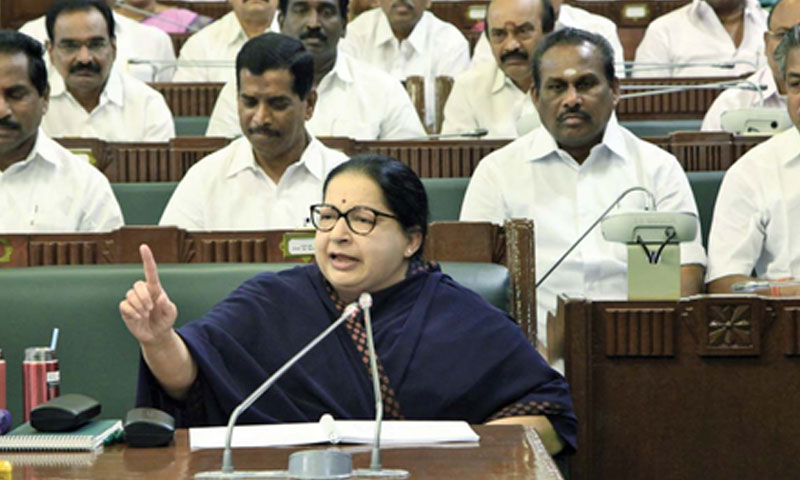 Why announcements under Rule 110, Jaya explains Stalin