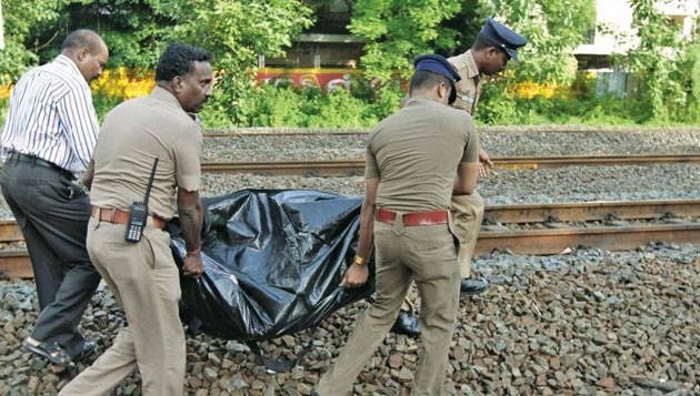 4 killed while crossing railway track near Chetpet station