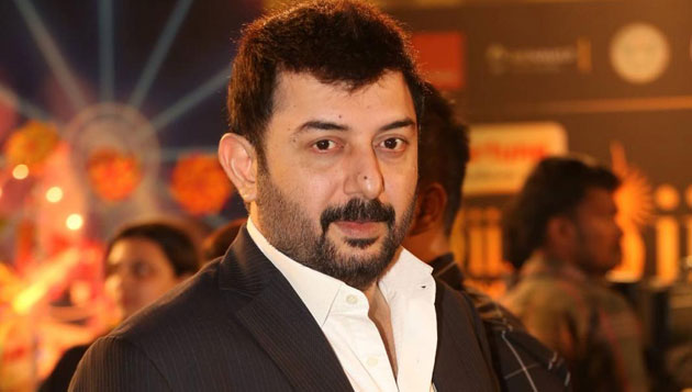 Arvind Swamy in Sathuranga Vettai sequel