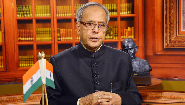 Pranab Mukherjee Greetings on the Eve Of Idu'l Zuha