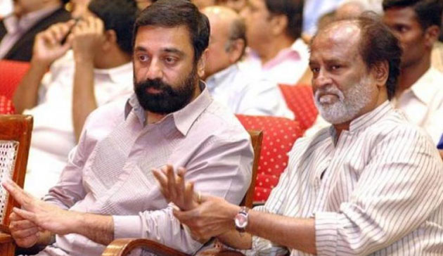 Rajini, Kamal wish speedy recovery for CM
