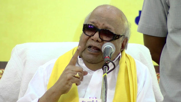 Take steps to avoid another flooding: Karunanidhi tells TN govt