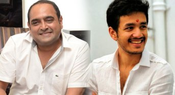 Vikram Kumar to direct Akhil