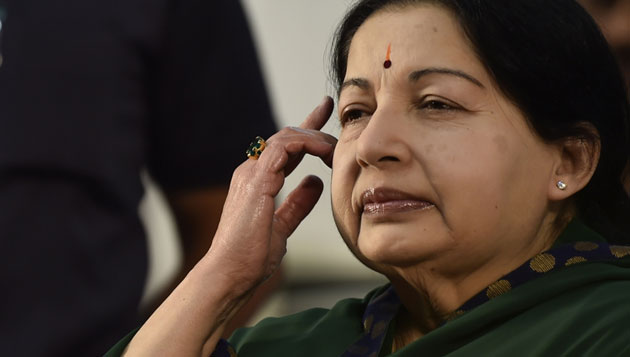 Jaya in hospital, governor discusses with ministers