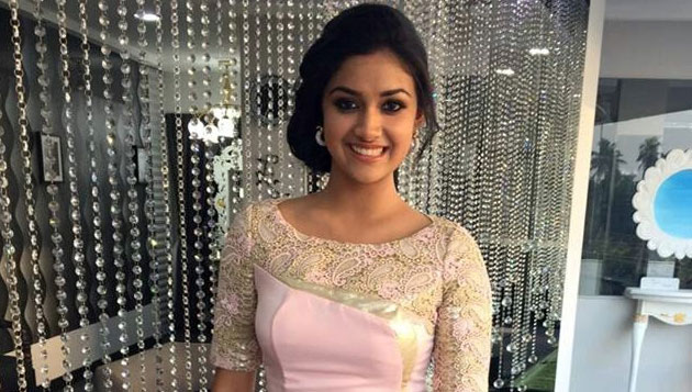 Keerthy Suresh celebrates b'day in Australia