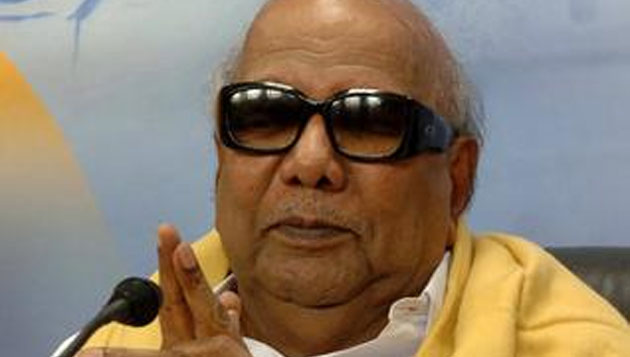 Put an end to rumous on CM's health, says Karunanidhi