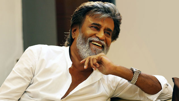 Rajini celebrates Ayudha Pooja at 2.0 sets