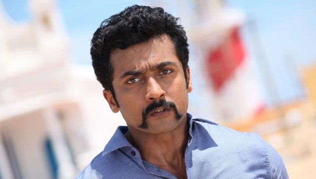 Suriya done with Malaysia schedule of S3