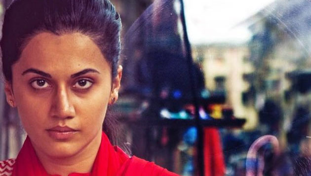 Taapsee's new look revealed
