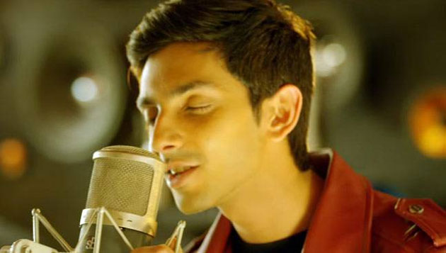 Anirudh sings for Thaman