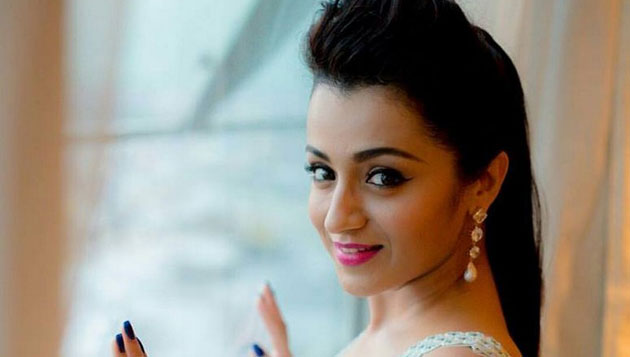 Trisha steps into Mollywood