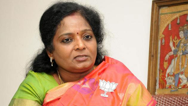 Oppn trying to paint union govt as anti-Tamil BJP
