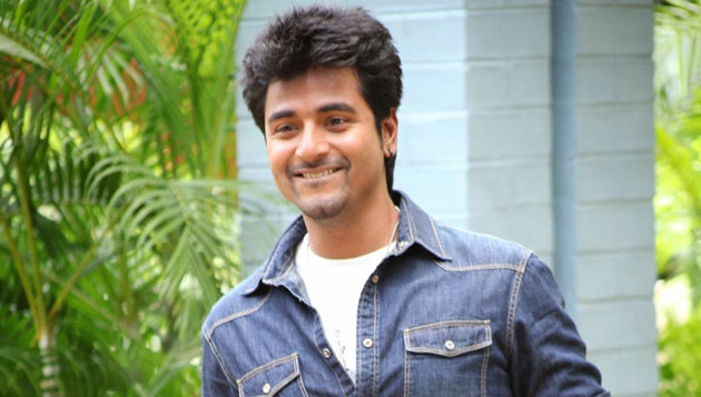 Sivakarthikeyan dances with Lawrence
