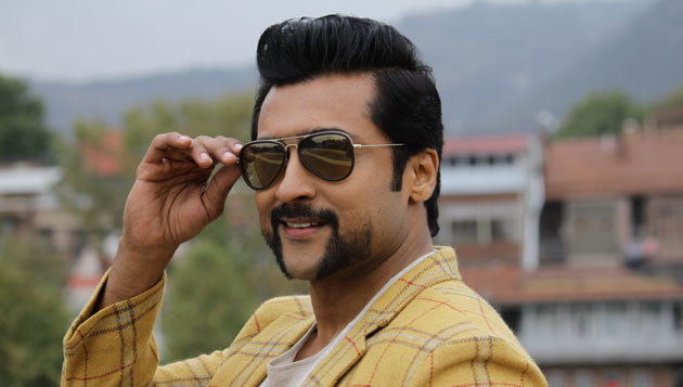Suriya is next to Rajini Gnanavelraja