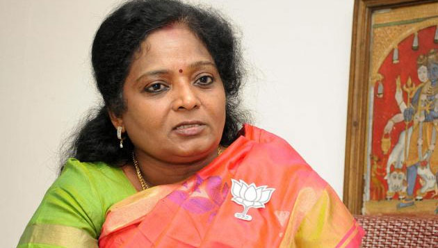 Tamilisai meets OPS over farmers' deaths