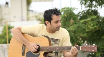 """The song 'Pori Vaithu' will portray the soft side of a cop"" says Vishal Chandrasekar"