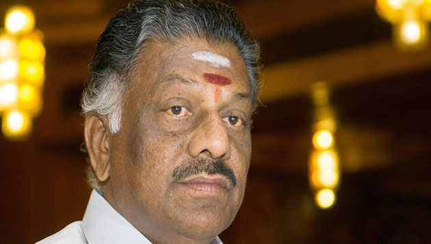 Cops refusing permission for Jaya b'day events Panneerselvam
