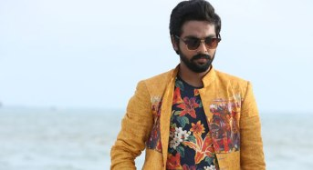 GVP launches visually challenged singer