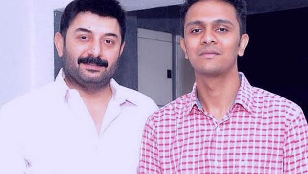 It's official Karthik's next with Aravind Swamy