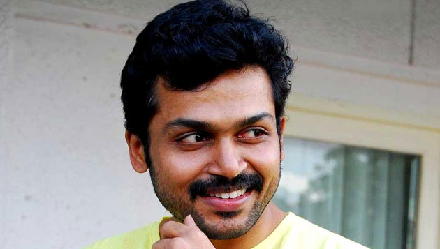 Karthi completes 10 years as hero