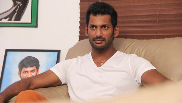 Producers Council revokes Vishal's suspension