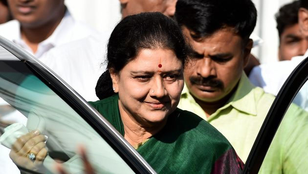 Sasikala to meet governor to stake claim to form govt