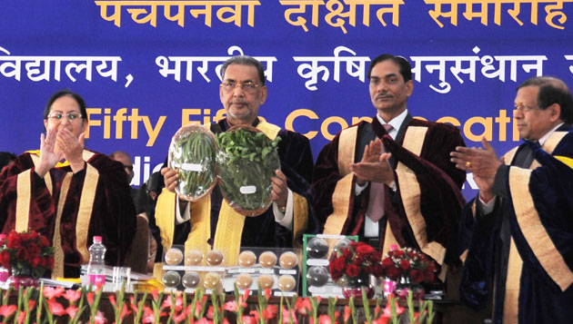 Union Minister of Agriculture & Farmers Welfare delivers the 55th convocation address of IARI
