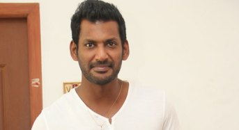 Vishal's papers to contest in TFPC polls withheld