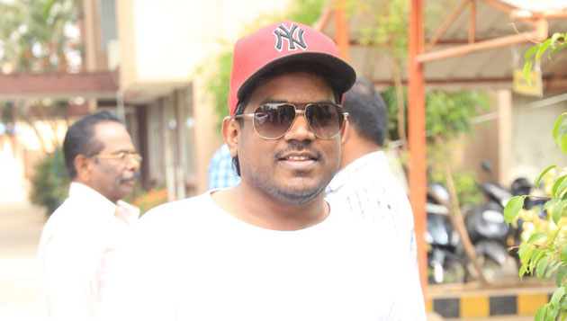 Yuvan Shankar Raja crosses border