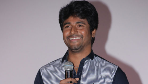 """Maragadha Naanayam Audio Launch is very special to me"" says Sivakarthikeyan"